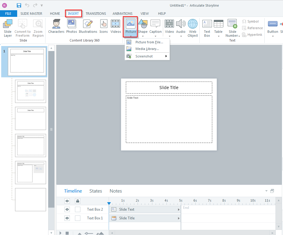 Articulate Storyline 360 Tips and Training 2