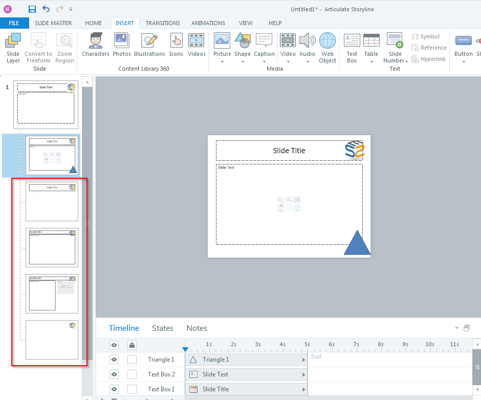 Articulate Storyline 360 Tips and Training 5