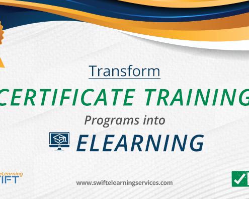 Certificate Training Programs