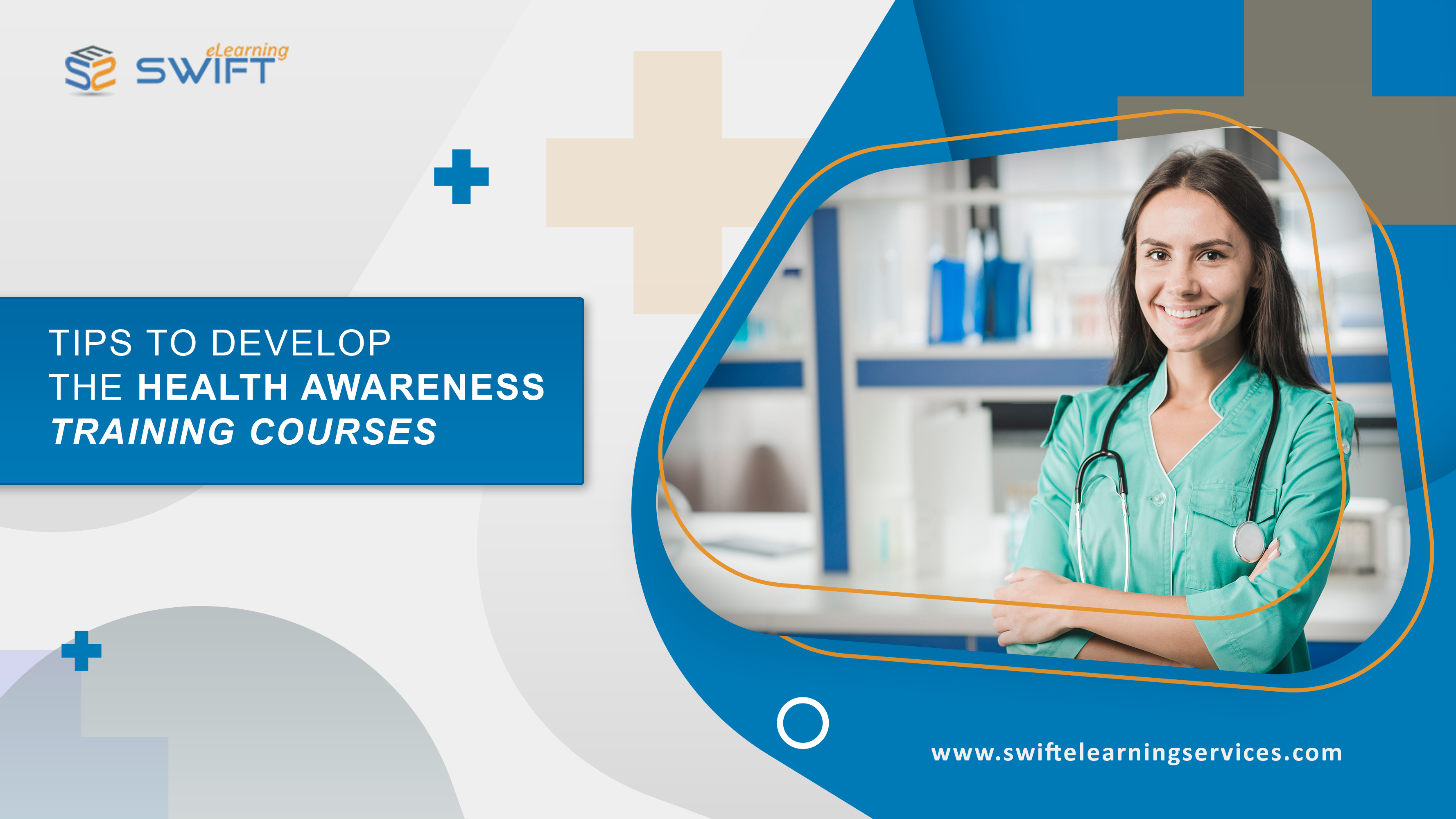 tips to develop the health awareness online training courses